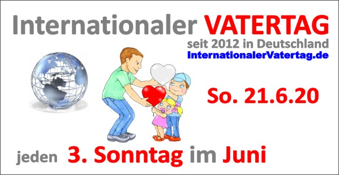 2020 Internationaler Vatertag
