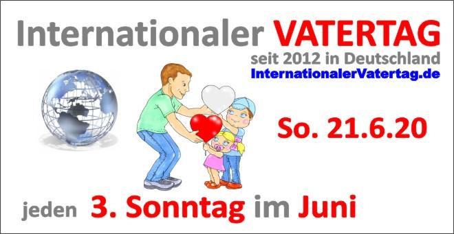 Vatertag 2020 Deutschland