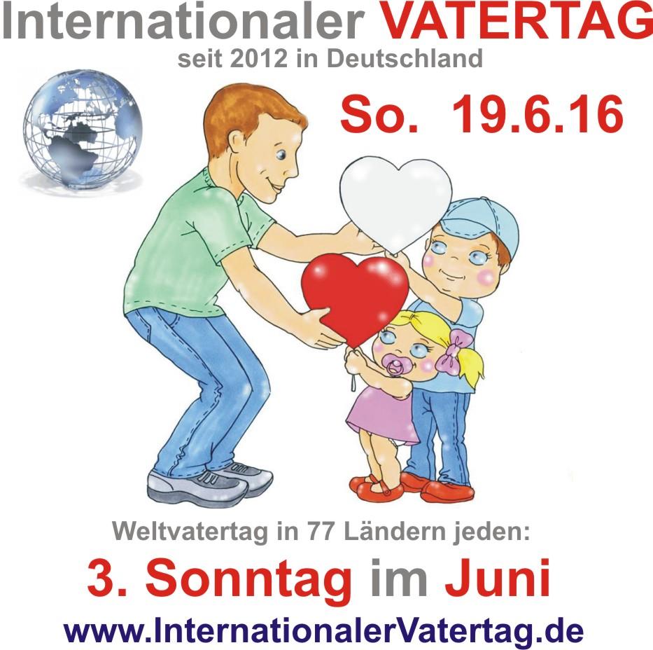 Vatertag Feiertag Deutschland