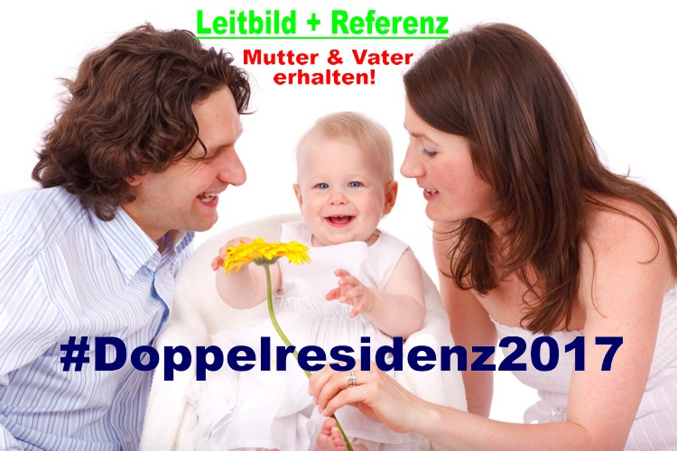 Doppelresidenz 2017 Wechselmodell Internationaler Vatertag